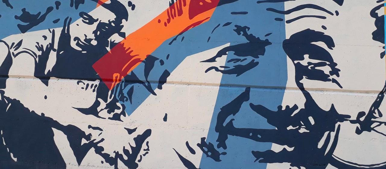 Street Art A Milano Orme Ortica Memoria Yesmilano