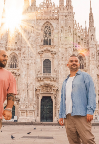 Itinerario Milano Pride 2020 by Gayly Planet