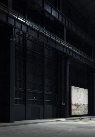 The Seven Heavenly Palaces by Anselm Kiefer © Hangar Bicocca
