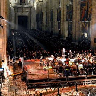 Free Christmas concert in the cathedral