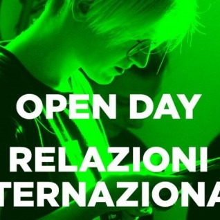 Open day International Relations