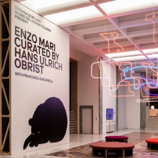Enzo Mari curated by Hans Ulrich - © Triennale Milano - Pic by Gianluca Di Ioia