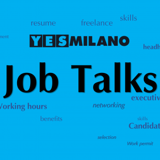 Cover job talks
