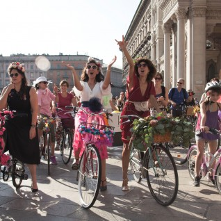 Milano Women Bike Ride-Ph. Credits Niloofar Yamini
